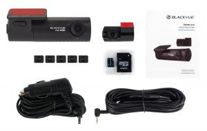 BLACKVUE DR490-2CH 2-Channel, 16GB Dashcam, Dual 1080P, 30fps