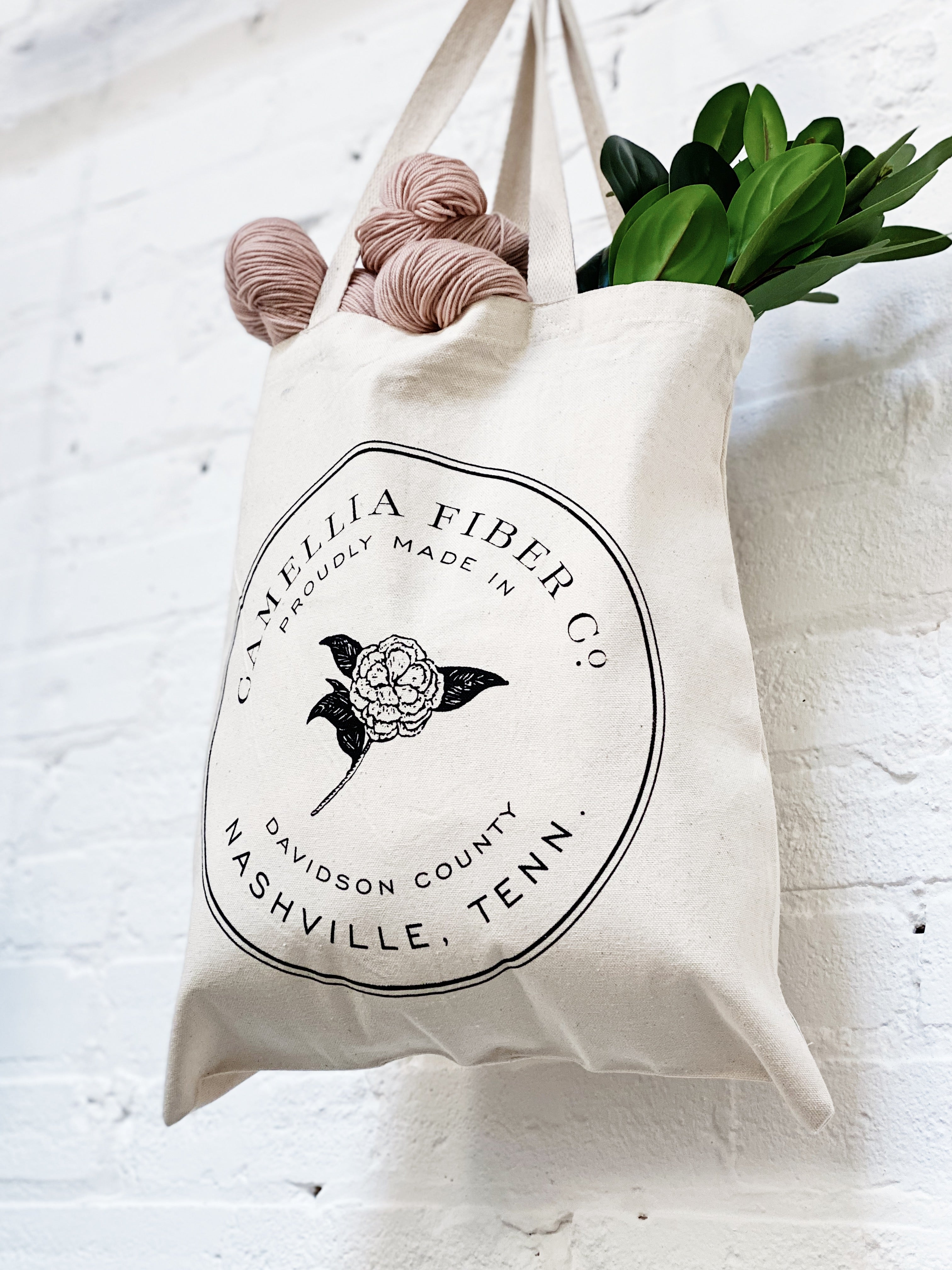 CFC Canvas Tote Bag