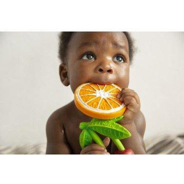 Teether Orange