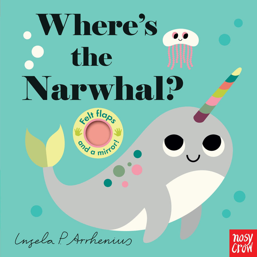 Where's the Narwhal Board Book