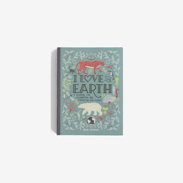 I Love The Earth A Journal