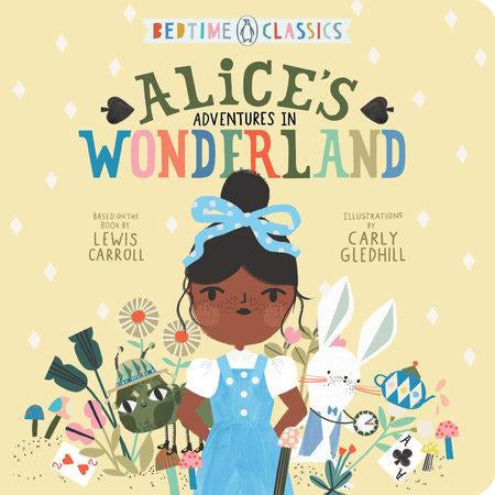 Bedtime Classics Alice's Adventure's in Wonderland