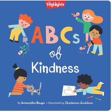ABC's Acts Of Kindness Large Board Book