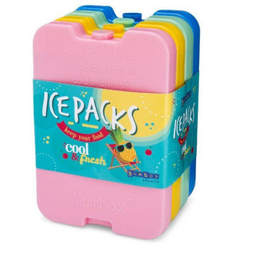 Yumbox Icepack Set of 4