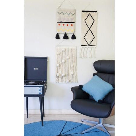 Wall Hanging Aztec - Curated Cradle
