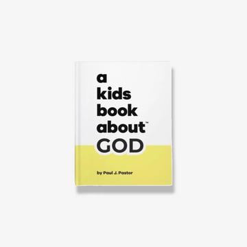 A Kids Book About God