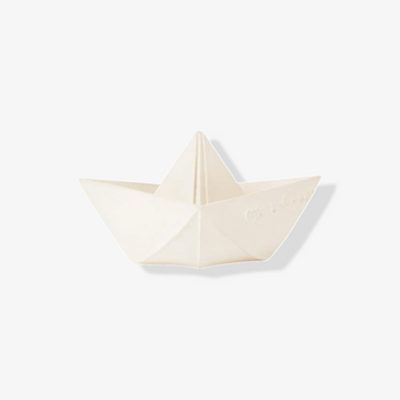 Bath Toy Origami White