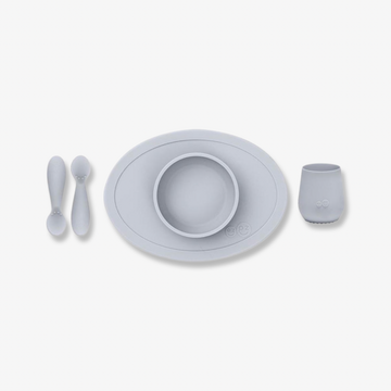 First Foods Set Pewter