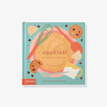 Cookies - An Interactive Cook Book