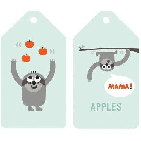 Your Baby's First Word Mama Flash Cards
