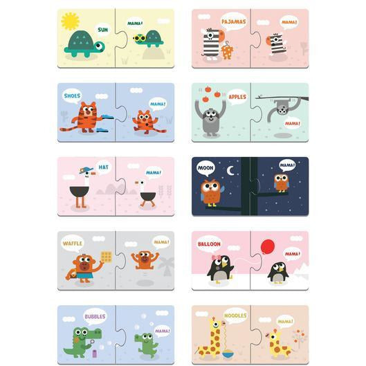 Your Baby's First Word Mama Puzzle Pairs