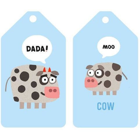 Your Baby's First Word Dada Flash Cards