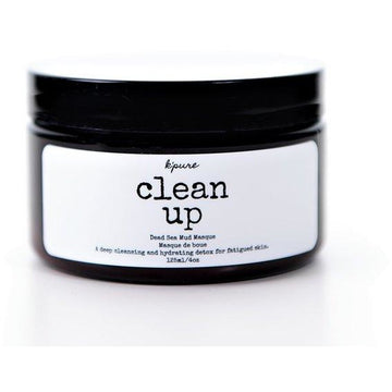 Clean Up Dead Sea Mud Masque - Curated Cradle