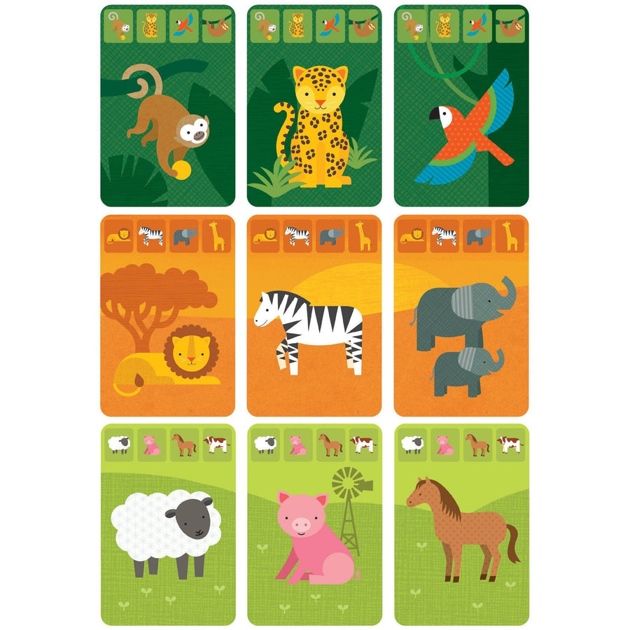 Card Game Animal Kingdom