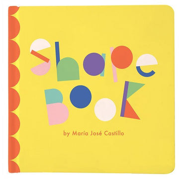 Book of Shapes Board Book