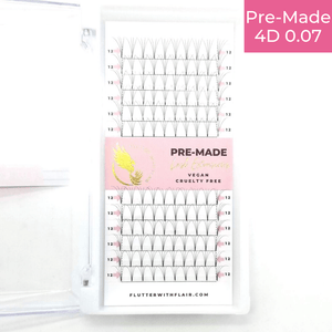 4D Pre-Made Lashes