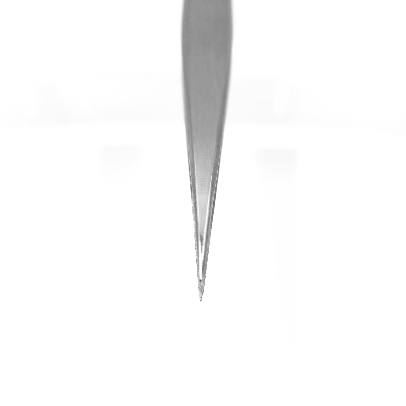 straight lash tweezer