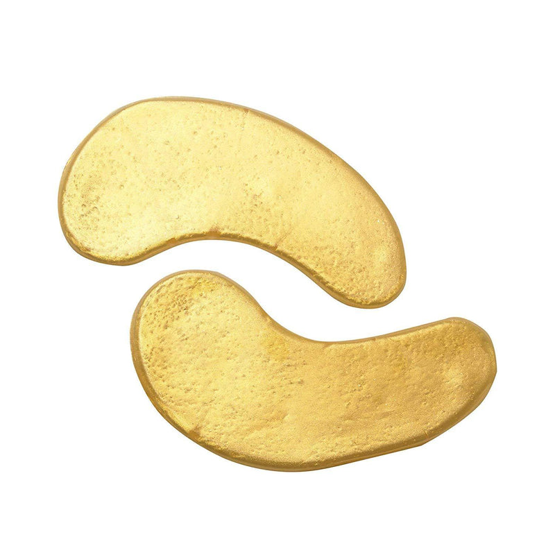 Gold collagen eye masks