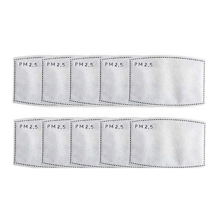 PM2.5 replacement filters