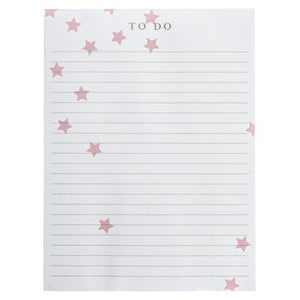 Shine Bright Large Notepad