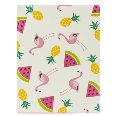 Summer Pattern Pocket Note