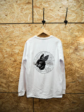 Load image into Gallery viewer, [SHIPPING FROM JAPAN ONLY] Rabbit Hole Embroidered Long Sleeve T