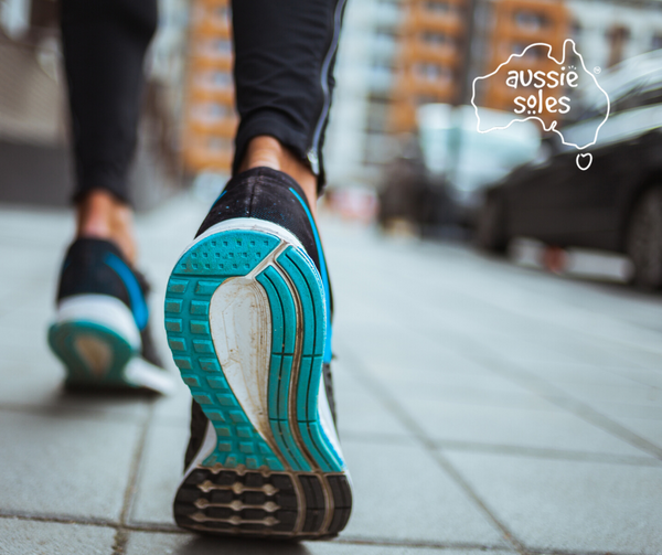 Walking: The best exercise for your feet