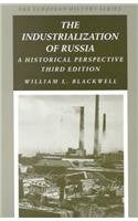 The Industrialization Of Russia: A Historical Perspective (European History Series)