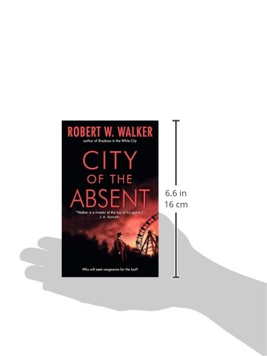 City Of The Absent (Inspector Alastair Ransom Mysteries)