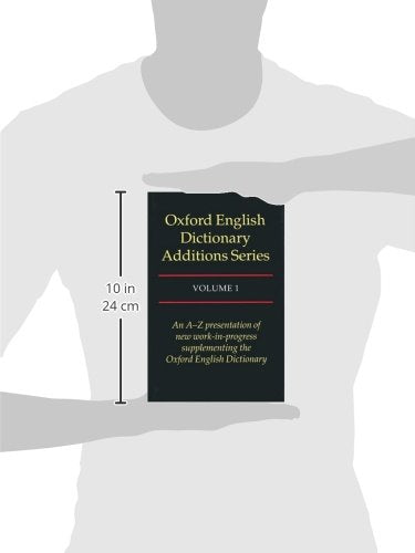 The Oxford English Dictionary Additions