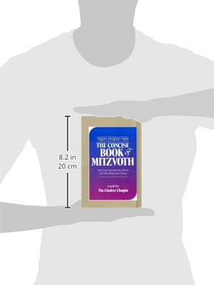 The Concise Book Of Mitzvoth: The Commandments Which Can Be Observed Today / Sefer Ha-Mitzvot Ha-Katzar: Kolel Bo Ha-Mitswot 'Aseh We-Lo'-Ta'Aseh ...  (English And Hebrew Edition)