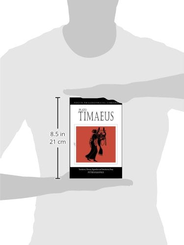 Plato: Timaeus (Focus Philosophical Library)