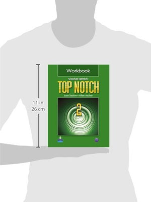 Top Notch 2 Workbook