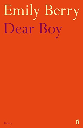 Dear Boy (Faber Poetry)