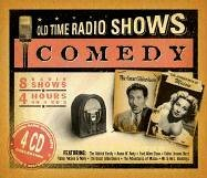 Comedy: Original Radio Broadcasts (Old Time Radio Shows)