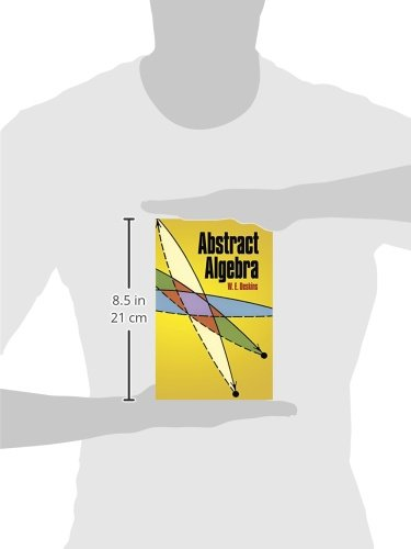Abstract Algebra (Dover Books On Mathematics)