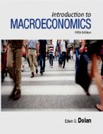 Introduction To Macroeconomics (5Th, Fifth Edition) [Loose-Leaf] - By Edwin Dolan