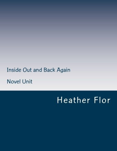 Inside Out And Back Again Novel Unit