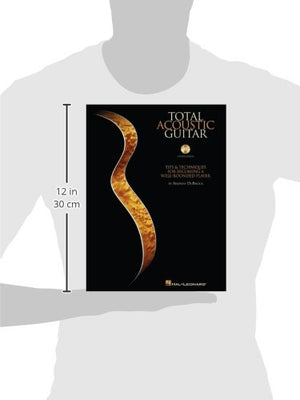 Total Acoustic Guitar - Book/Cd