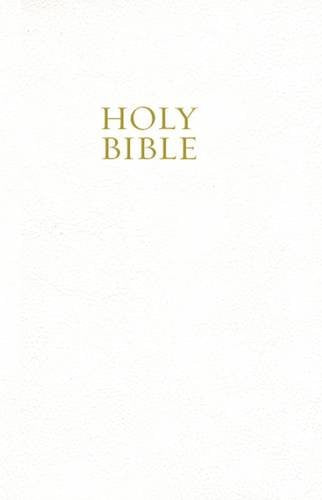 Nkjv, Gift And Award Bible, Imitation Leather, White, Red Letter Edition (Classic Series)