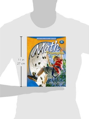 Math Triumphs, Grade 4, Student Study Guide, Book 2: Number And Operations (Math Intrvention K-5 (Triumphs))