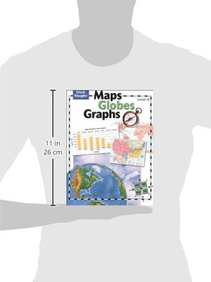 Maps, Globes, Graphs: Student Edition Level D