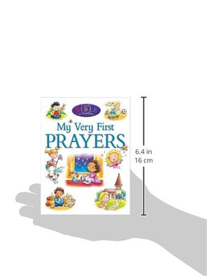 My Very First Prayers (Candle Bible For Toddlers)