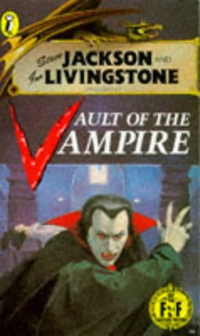 Vault Of The Vampire (Puffin Adventure Gamebooks)