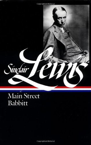 Lewis: Main Street And Babbitt (Library Of America)