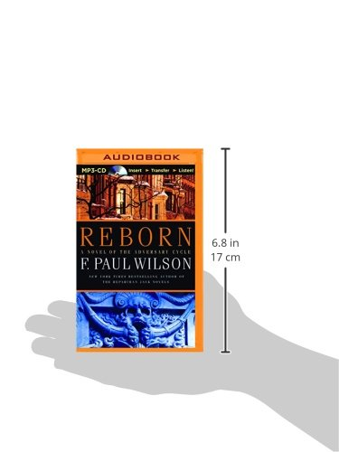 Reborn (The Adversary Cycle)