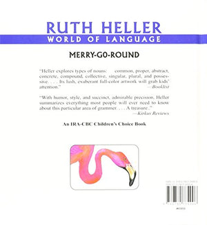 Merry-Go-Round: A Book About Nouns (World Of Language (Prebound))