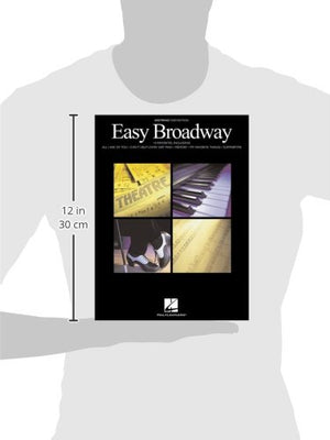 Easy Broadway Easy Piano