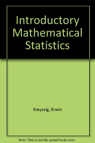 Introductory Mathematical Statistics