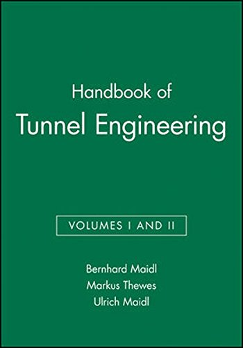Handbook Of Tunnel Engineering